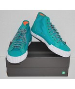 PF Flyers Center Hi Ripstop Sneakers Teal Men's (Size 8) - $29.95