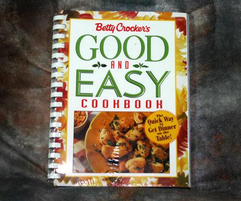 Cookbook good easy