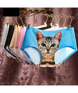 Women's Pussycat Panties Anti Emptied 3D Cat Pr... - $1.97