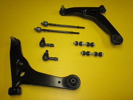 Lower Control Arm Ball Joint Inner Outer Tie Rod End Sway Bar Link Lancer 02-06 - $184.99