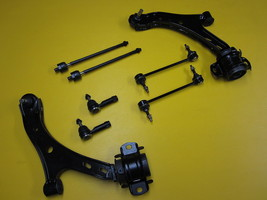 Lower Control Arm Ball Joint Inner Outer Tie Rod End Sway Bar Link Mustang 05-10 - $279.99