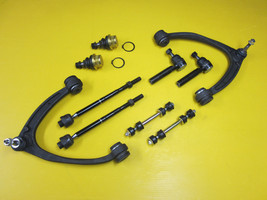 Upper Control Arm Lower Ball Joint Inner Outer Tie Rod 10 Piece Kit Hi Quality - $219.16