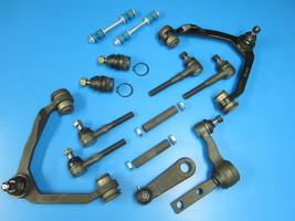 Upper Lower Ball Joint Control Arm Tie Rod Idler Pitman Arm F150 97-04 2WD - $198.28