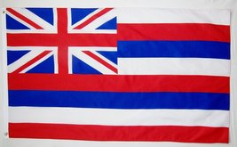 State of Hawaii Flag 3' X 5' Indoor Outdoor State Banner - $9.95