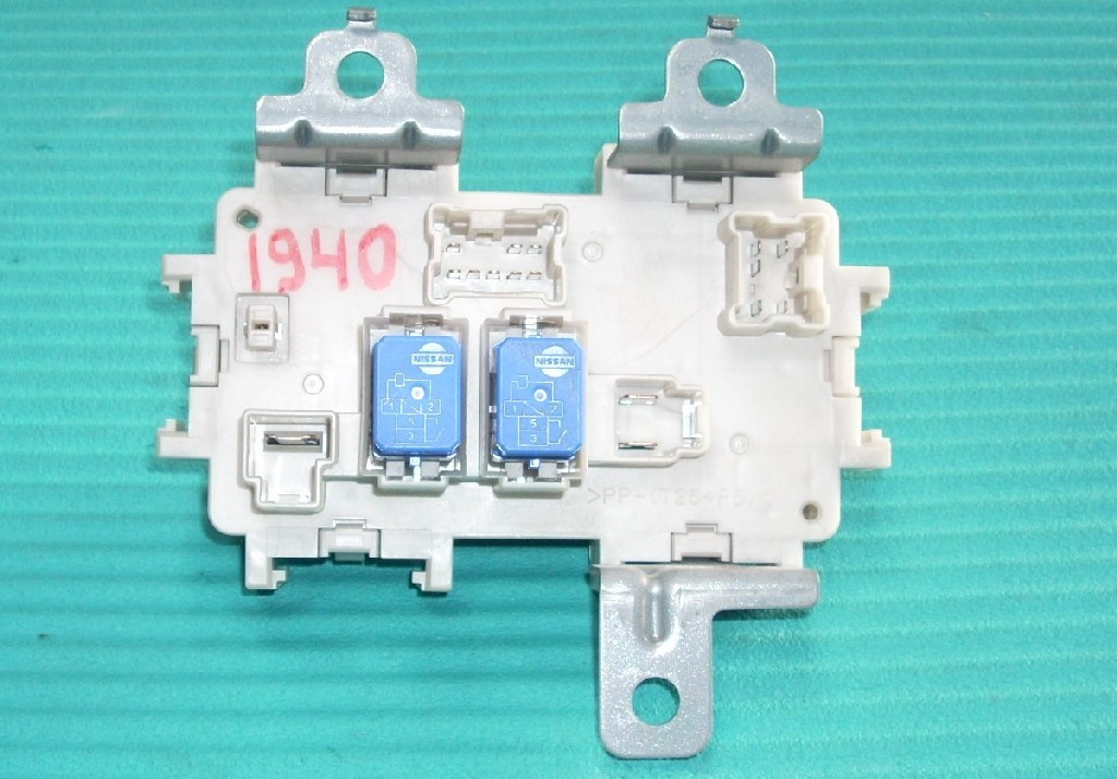 2007 infiniti m35 3 5l under dash cabin fuse box genuine oem