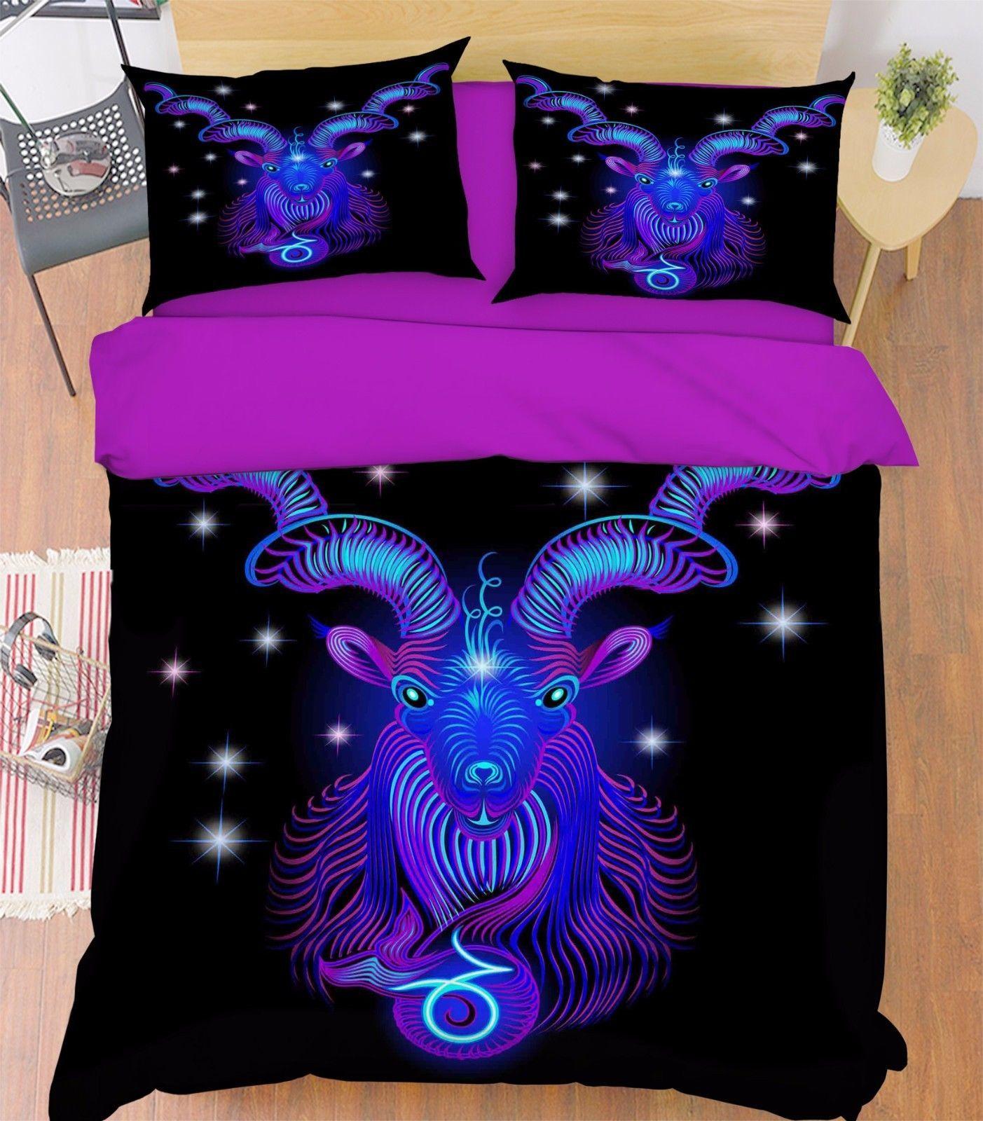 3D Car Pattern 3 Bed Pillowcases Quilt Duvet Cover Set Single Queen King Size AU