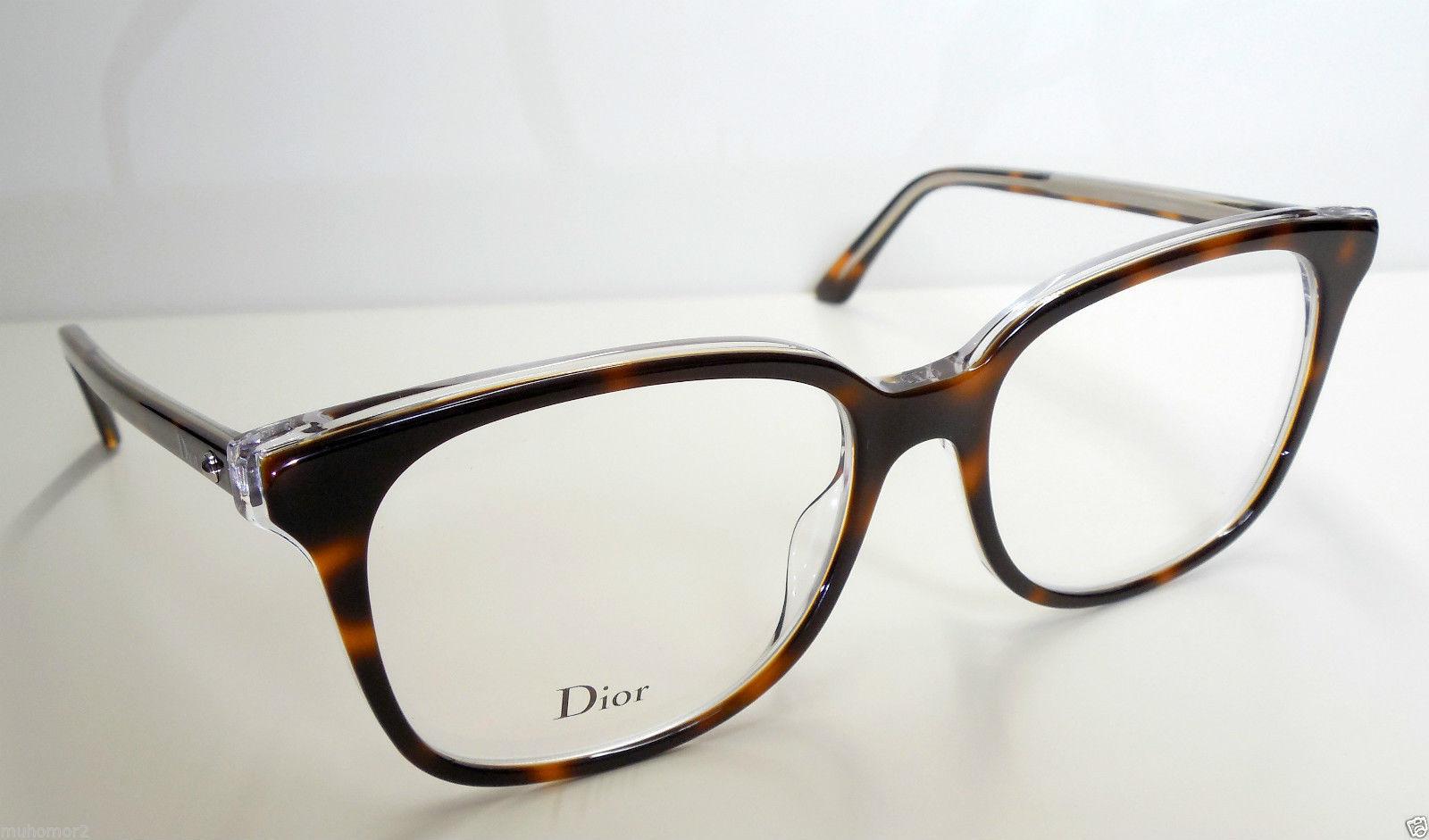 Neu Christian Dior Montaigne 26 U61 Havana and similar items