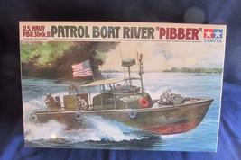 "Tamiya 35150 US Navy PBR31 MkII Patrol Boat River ""Pibber"" 1/35 Unmade Kit - $30.84"