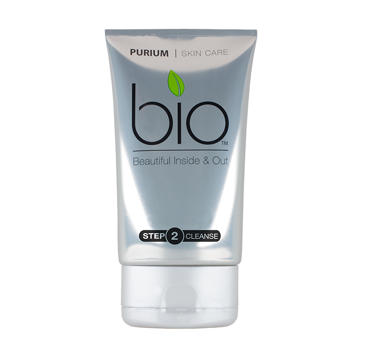 BIO Beautiful Inside and Out Natural Facial Cleanser  NEW