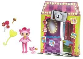 Mini Lalaloopsy Jewel Sparkles Silly Fun House #4 of Series 10 NIP - $8.19