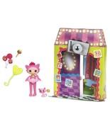 Mini Lalaloopsy Jewel Sparkles Silly Fun House #4 of Series 10 NIP - $12.60