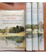 Box Set 3 Books Christine Bruckner Jauche und L... - $35.59