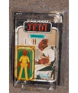 Vintage 1983 Star Wars ROTJ Admiral Ackbar Carded Figure With Star Case - $89.99