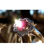 Haunted ring of the female sexy female genie dj... - $300.00