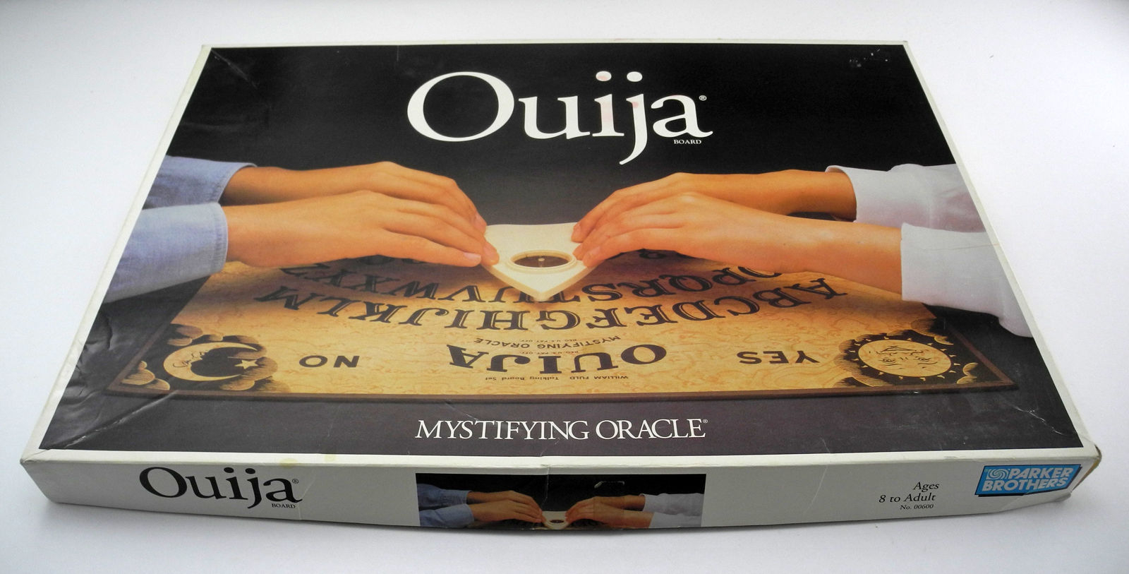 parker brothers ouija board instructions