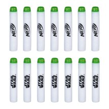 Star Wars Rogue One Nerf GlowStrike Dart Refill (14 Pack) - $15.83