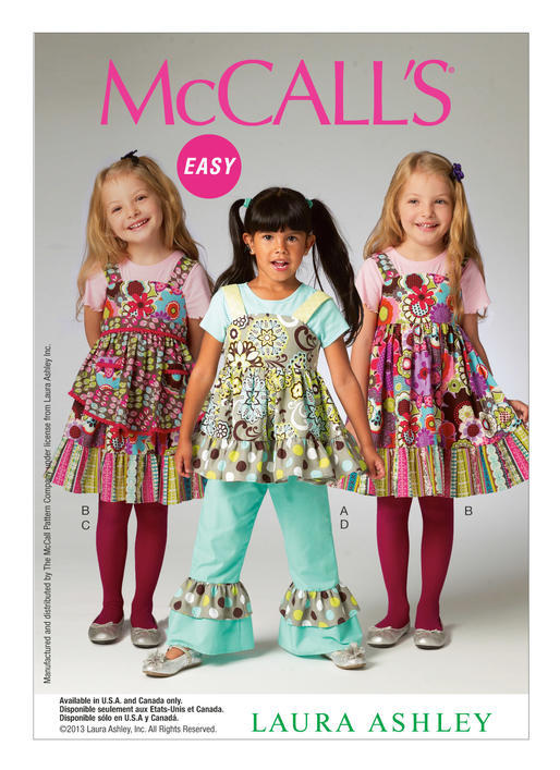 Mccall\'s 6826 Sewing Pattern: 1 listing