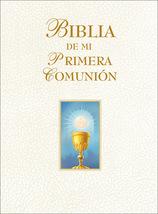 Biblia de mi Primera Comunión (Marfil)