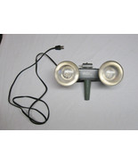 """1950's """"WORKING"""" Holiday Dual/2 Light Bar/Lamp Bar for Movie Camera-Came... - $19.99"""