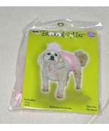 NIP-Pink Ballerina Dog Halloween Costume-One Size - $8.99