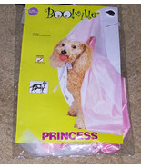 NEW-Princess In Pink Dog Halloween Costume-Size Medium - $9.99