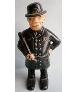 Mulligan Policeman Cast Iron Still Bank by A.C.... - $49.45