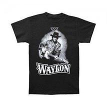Waylon Jennings - Unisex T-Shirt. Brand New - $17.99+