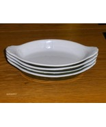 HALL USA Au Gratin Baking Dishes Hunter Green/W... - $24.99