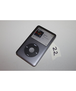APPLE IPOD CLASSIC A1238 120gb 7th GEN GRAY MP3 PLAYER Tested  #22  - $85.00