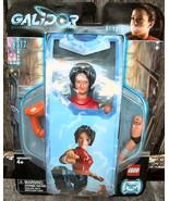 "2002 Lego Action Figure 8"" Allegra Galidor Defender Outer Dimensions Ori... - $12.99"