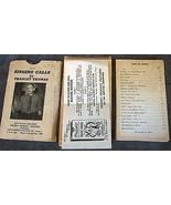 American Square Dancing Part 3 Singing Calls by Charley Thomas 1949 - $13.00