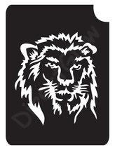Lion 1013 Body Art Glitter Tattoo Makeup Stencil- 5 Pack - $5.95
