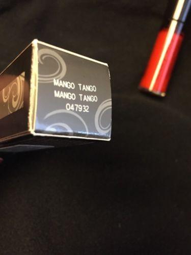 Mary Kay Nourishine Plus Lip Gloss - Mango Tango 047932 - New in Box