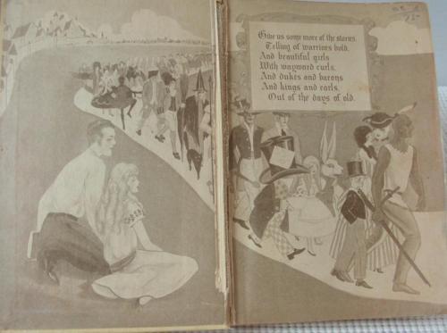 ARABIAN NIGHT'S FAIRY TALES - Circa 1929 - Hardcover - J.H. Sears & Co Publisher