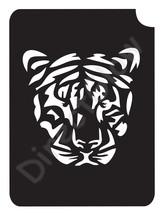 Tiger 1005 Body Art Glitter Tattoo Makeup Stencil- 5 Pack - $5.95