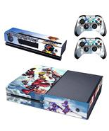 Xbox One Console Skin Kingdom Hearts Anime Viny... - $12.00