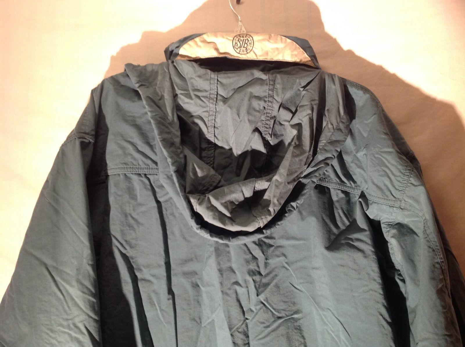 Men's St John Bay Green Jacket Size L