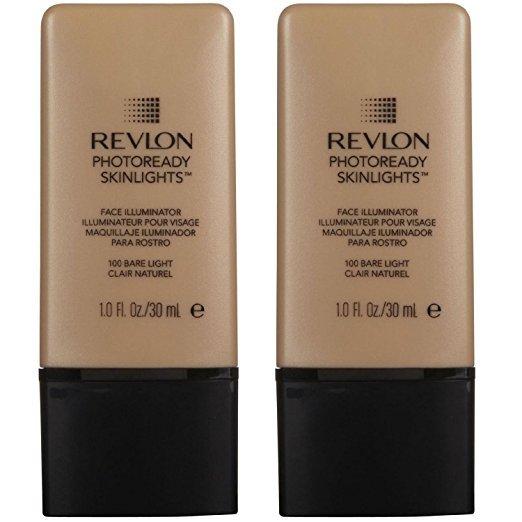 (TWO PACK) Revlon Photoready Skinlights Face Illuminator, 100 Bare Light - $38.77
