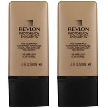 (TWO PACK) Revlon Photoready Skinlights Face Illuminator, 100 Bare Light - $38.77