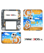 Skin Decal Sticker for New Nintendo 3DS XL 2015 Star Wars BB-8 Cute Viny... - $9.00