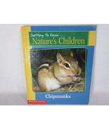 Getting To Know Nature's Children:  Chipmunks and Beavers - $3.95