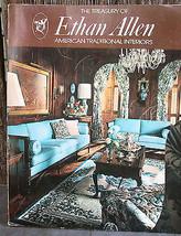 Ethan Allen Treasury Furniture Interiors Catalog 74th Ed - $24.99