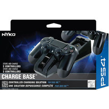 Nyko Playstation 4 Controller Charge Base Brand New - Free Shipping - $29.25