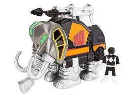 Fisher-Price Imaginext Power Rangers Black Rang... - $25.32