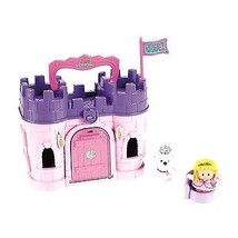 Little People Exclusive Fisher-Price Play 'N Go Castle - Pink Princess - $44.49