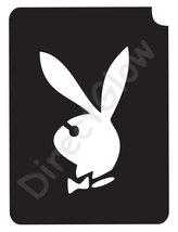 Bunny 1001 Body Art Glitter Tattoo Makeup Stencil- 5 Pack - $5.95