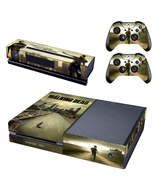 Xbox One Console Skin The Walking Dead Vinyl Sk... - $12.00