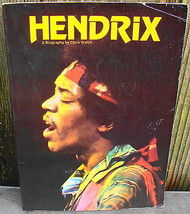 Jimi Hendrix: A Biography Photographic by Chris Welch 1978 - $12.95