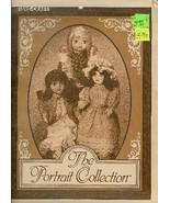 Fibre-Craft Doll Portrait Collection 1900's Period Ensemble Clothing Pat... - $10.00
