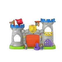 Fisher Price Little People Mighty King's Castle - $65.46